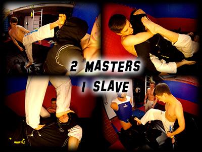 2 Masters 1 Slave