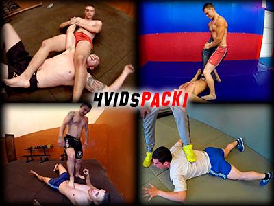 4 Vids Pack / vol. 1