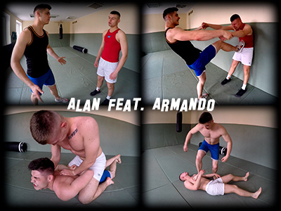Alan featuring Armando