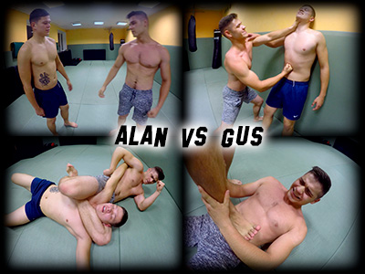 Alan vs Gus