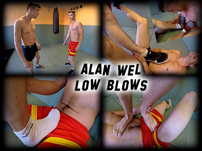 Alan Wel Low Blows