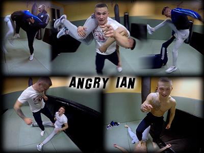 Angry Ian