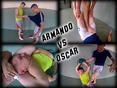 Armando vs Oscar