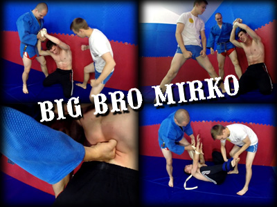 Big Bro Mirko Series (2 Movies)