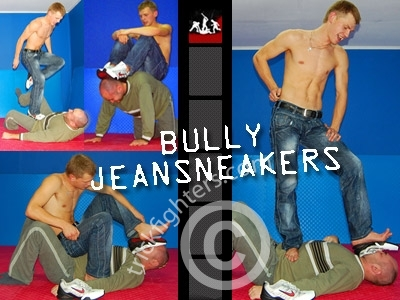 Bully Jeans Sneakers