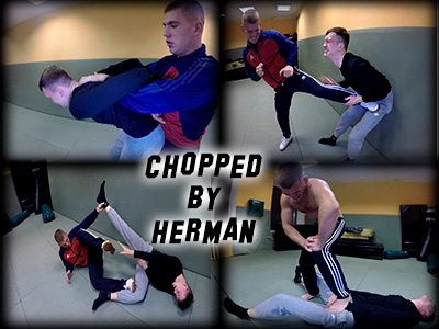 Chopped by Herman