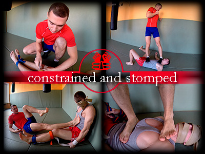 Constrained and Stomped