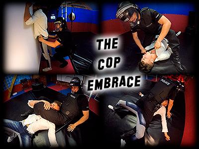 Cop Embrace