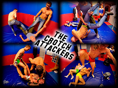 Crotch Attackers