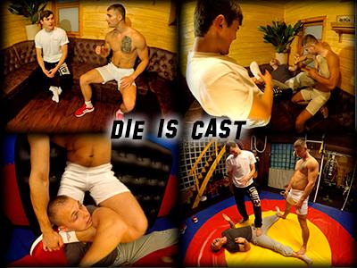 Die is Cast