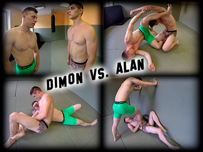 Dimon vs Alan