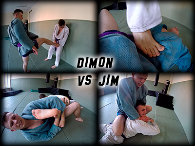 Dimon vs Jim