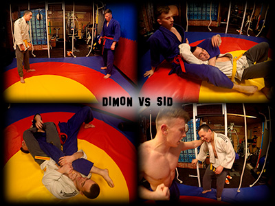 Dimon vs Sid