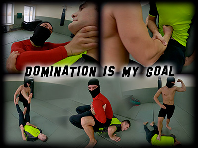 Domination is my goal
