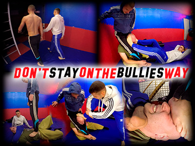 Dont Stay on the Bullies Way