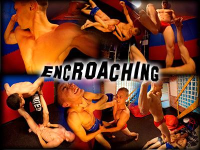 Encroaching
