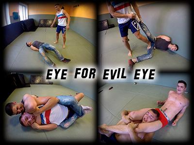 Eye for evil eye