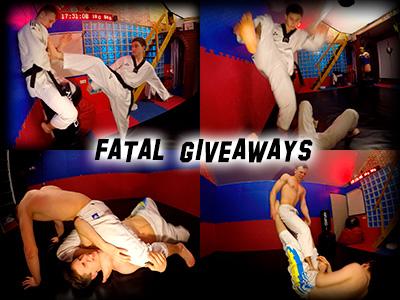 Fatal Giveaways