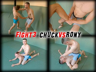 Fight3 Chuck vs. Rony