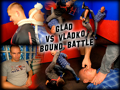 Glad Vladko Bound Battle