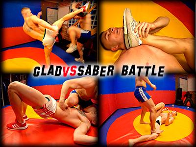 Glad vs Saber Battle