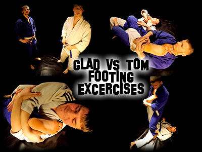 Glad Tom Footing Excersises