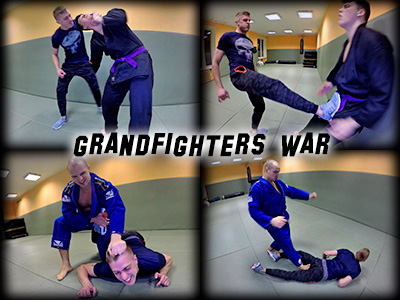 Grand Fighters War