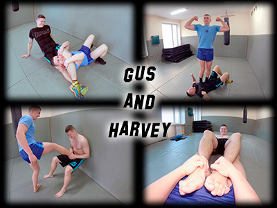 Gus and Harvey