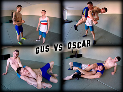 Gus vs Oscar