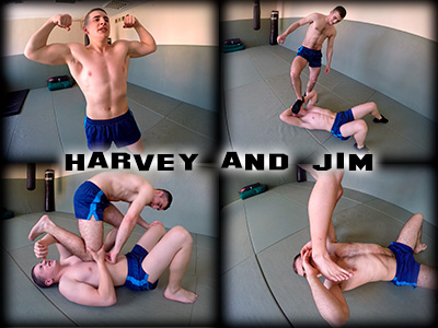 Harvey and Jim