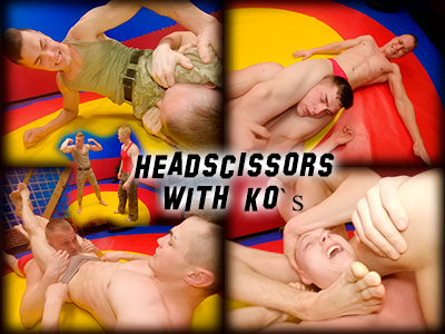 Head Scissors with KOs