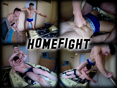 Home fight