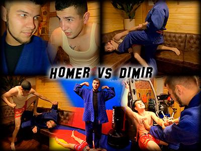 Homer vs Dimir