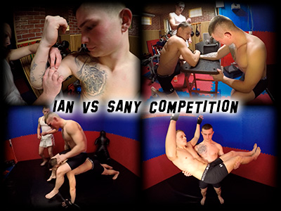 Ian vs Sany Competition