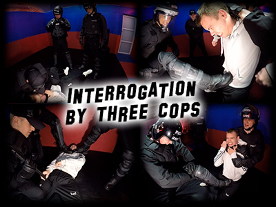 Interrogation by 3 Cops
