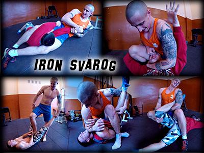 Iron Svarog