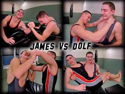 James vs Dolf