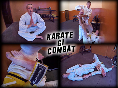 Karate Gi Kombat