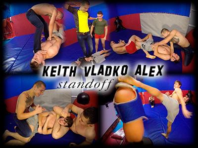 Keith Vladko Alex Standoff