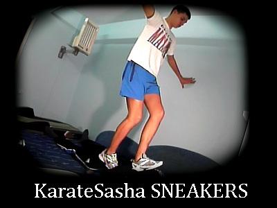 Karate Sneakers