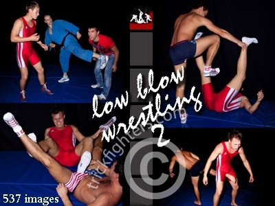Low Blow Wrestling 2