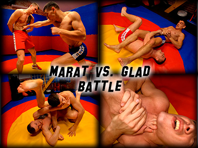 Marat vs Glad Battle