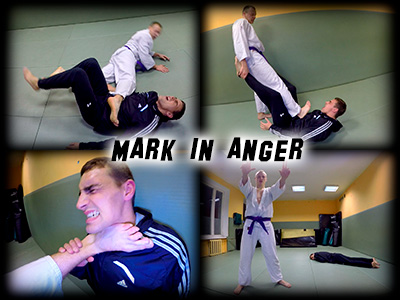 Mark in Anger