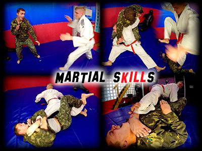 Martial Skills