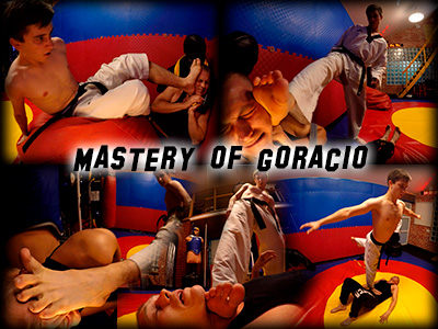 Mastery of Goracio