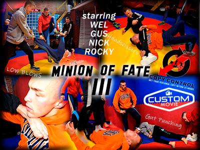 Minion of Fate 3