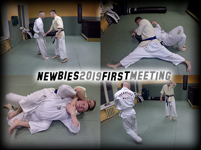 Newbies 2019 First Meeting