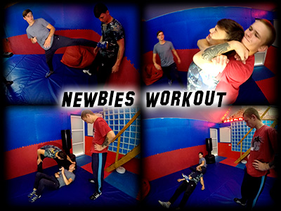 Newbies Workout