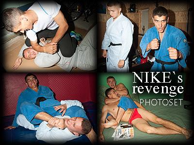 Nike's Revenge Series