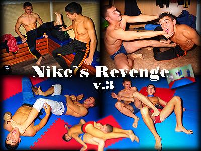 Nike Revenge 3